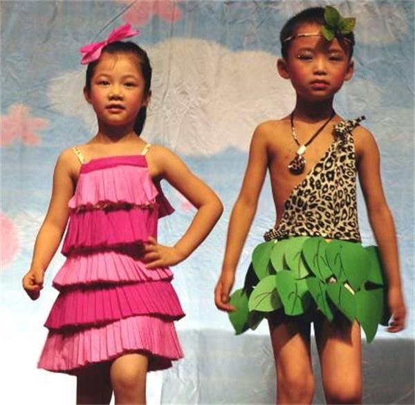 爱与家园环保服饰设计大赛选手将在五一黄金周进行